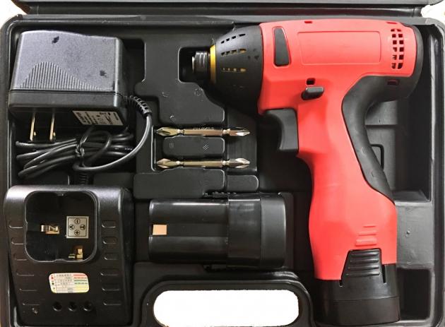 TSE-14.4V-1410電鑽工具組 1