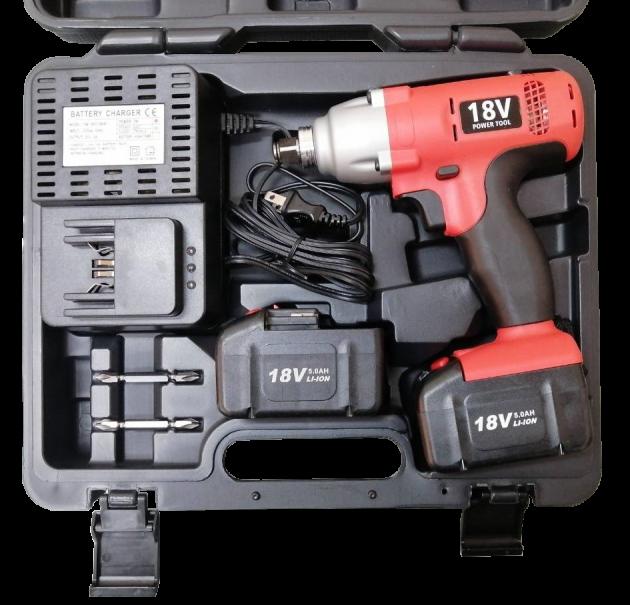 TSE-18V-1853電鑽工具組 1